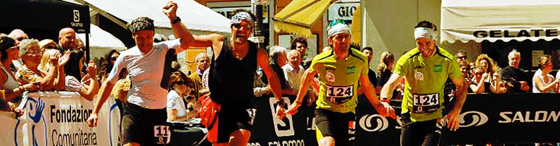 Tempo Libero Sport Running Trail Footwear